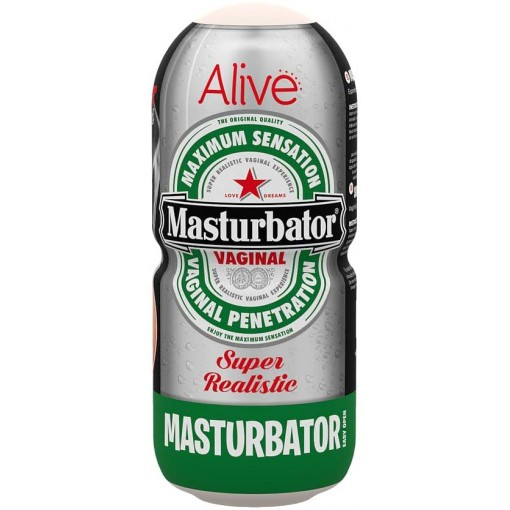 Super Realistic - Enkel Masturbator - Vaginal